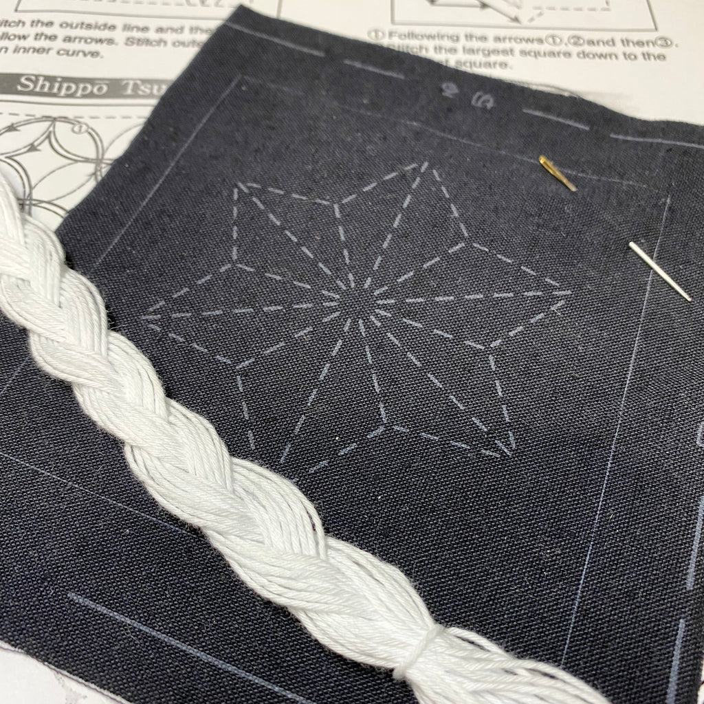 Sashiko Class Kit - Original Sewing & Quilt Expo