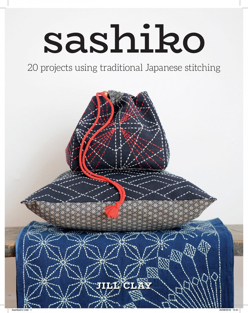 Sashiko by Jill Clay