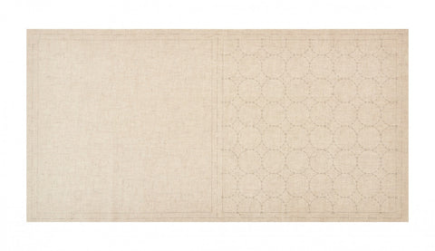 Sashiko Panels by Lecien