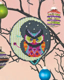 Satsuma Street Cross Stitch Halloween Ornament of the Month - Starts October 31st, 2020!