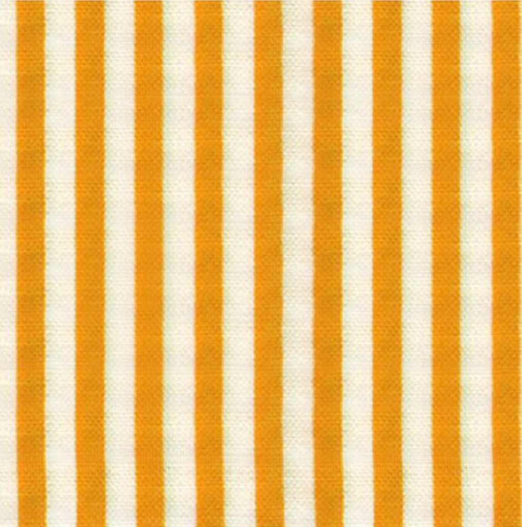 Stripe by Cosmo Textiles - Orange
