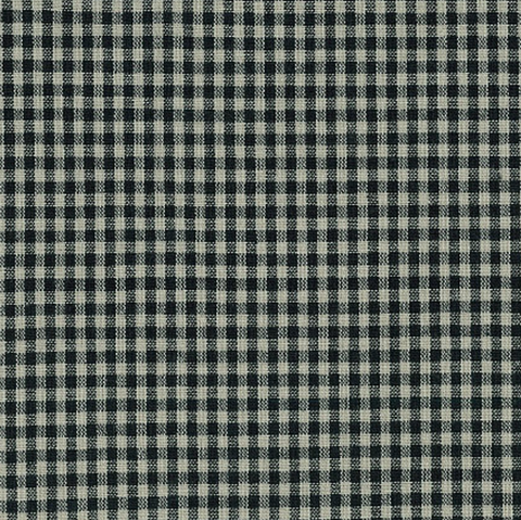 Outback Wife - Yarn Dye Black Checker