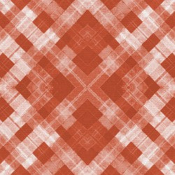 Shibori Dye Collection by Paintbrush Studio Fabrics - 120 21459 Plaid Peach
