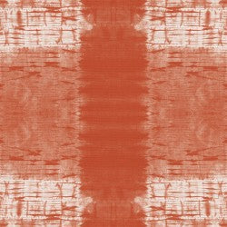 Shibori Dye Collection by Paintbrush Studio Fabrics - 120 21454 Pleat Plaid Peach