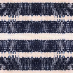 Shibori Dye Collection by Paintbrush Studio Fabrics - 120 21456 Pleat Stripe Indigo