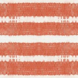 Shibori Dye Collection by Paintbrush Studio Fabrics - 120 21457 Pleat Stripe Peach