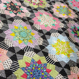 Stargazer Quilt Pattern and Paper Piece Kit by Lilabelle Lane Creations