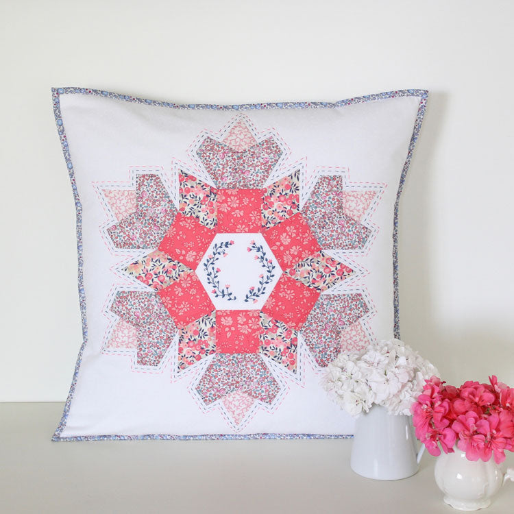 Stella Cushion Cover by Molly and Mama