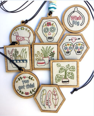Stitchery Assortment by Rosalie Dekker Designs