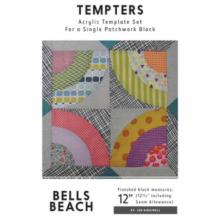 Tempters - Bells Beach by Jen Kingwell