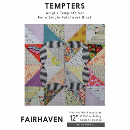 Tempters - Fairhaven by Jen Kingwell