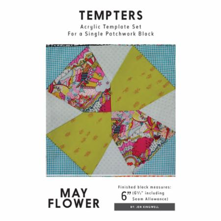 Tempters - May Flower by Jen Kingwell