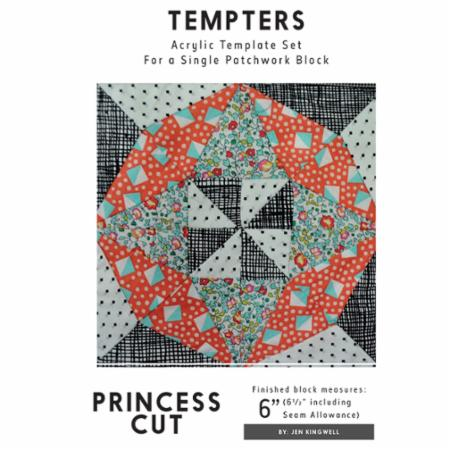 Tempters - Princess Cut by Jen Kingwell