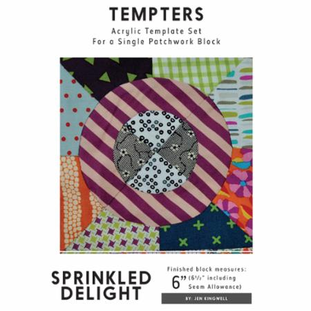 Tempters - Sprinkled Delight by Jen Kingwell