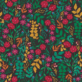 The Flower Society by AGF Studio for Art Gallery Fabrics - TFS-99114 Luminous Floriculture