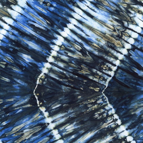 Tonga Shibori Batiks by Timeless Treasures - B8175 Galaxy