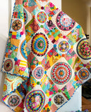 Whizz Bang! Adventures with Folded Fabric Quilts by Rachael Daisy
