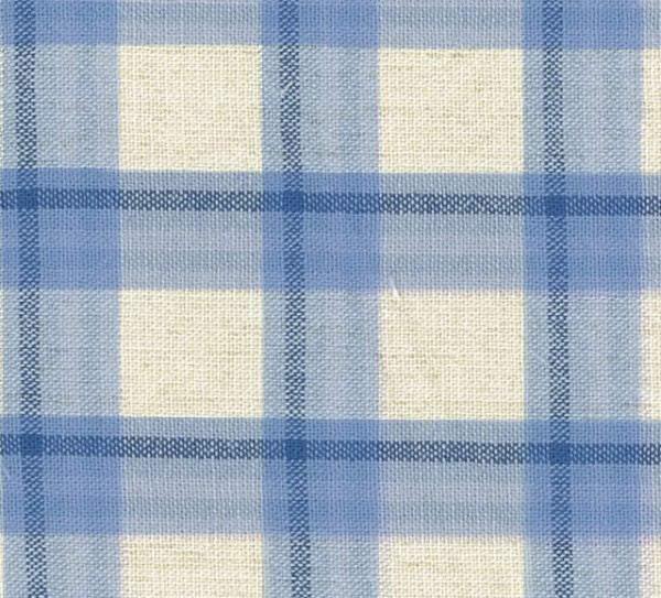 Outback Wife - Yarn Dye Blue Plaid