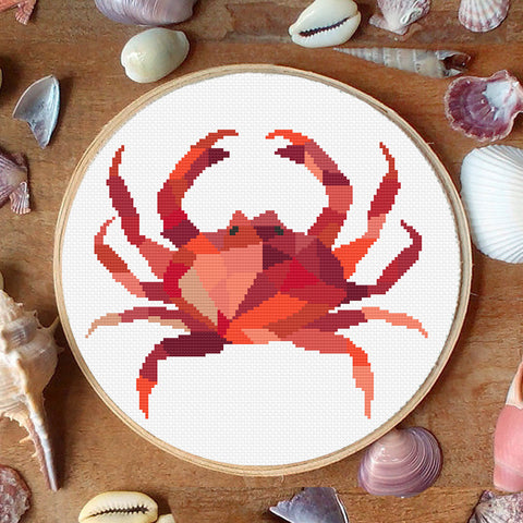 Geometric Crab by Galaborn - PDF Download