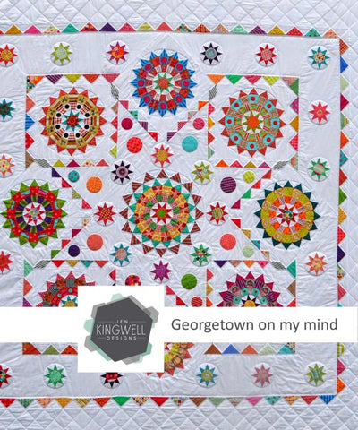 Georgetown On My Mind by Jen Kingwell Designs
