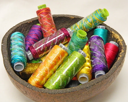 Thread Guards by Sue Spargo