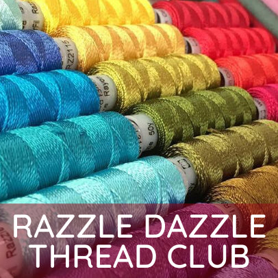 Razzle Dazzle Thread Club