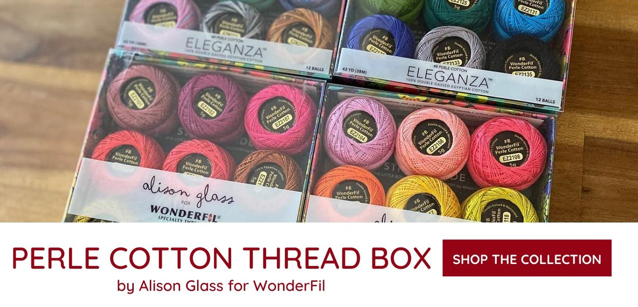 Perle Cotton Thread Alison Glass