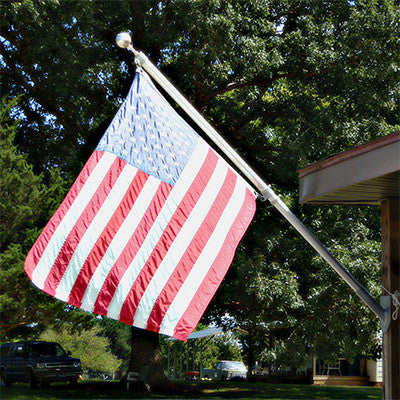 Titan Outrigger Flagpole - 6 Foot