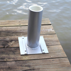 Dock Mount on dock