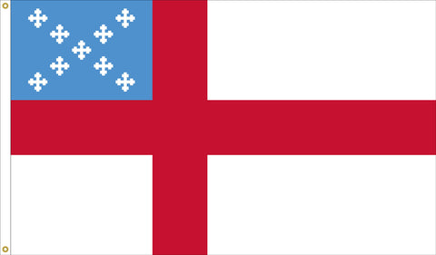 Episcopal Nylon Flag
