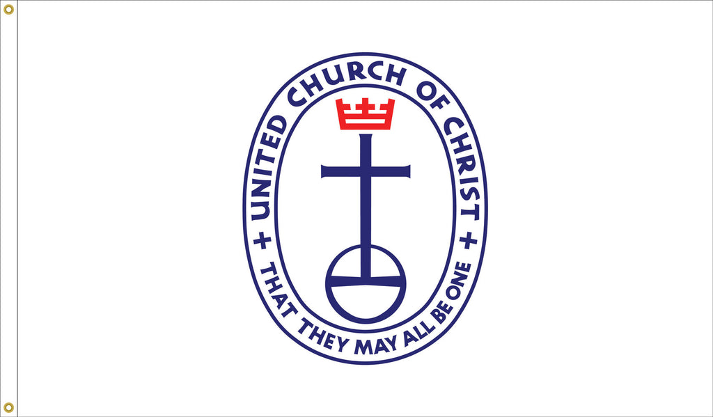 United Church of Christ Nylon Flag