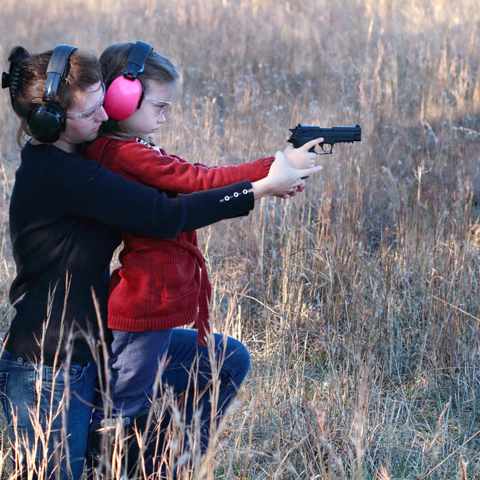 Teaching A Non-Shooter About Guns - What Is the Right Way To Do It?