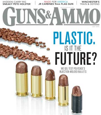 PolyCase Ammo Featured in Guns & Ammo Magazine