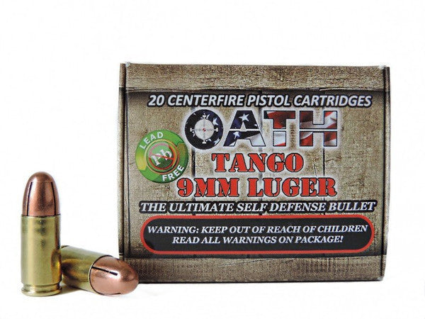 Styles662 OATH Tango Ammo Review