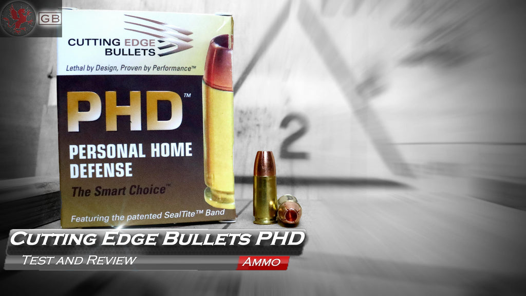 Cutting Edge Bullets 9mm PHD Review