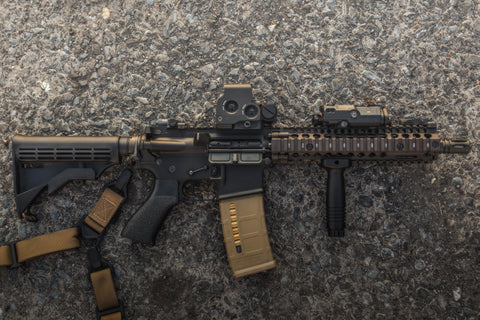 ar 15 with modifications