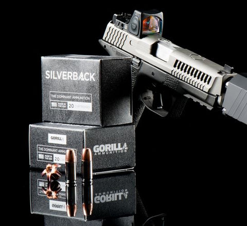 Gorilla Silverback 9mm Subsonic