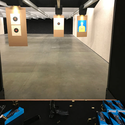 Alchemist Ammunition Z-Clean at the range