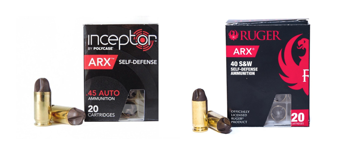 PolyCase and Ruger ARX ammo
