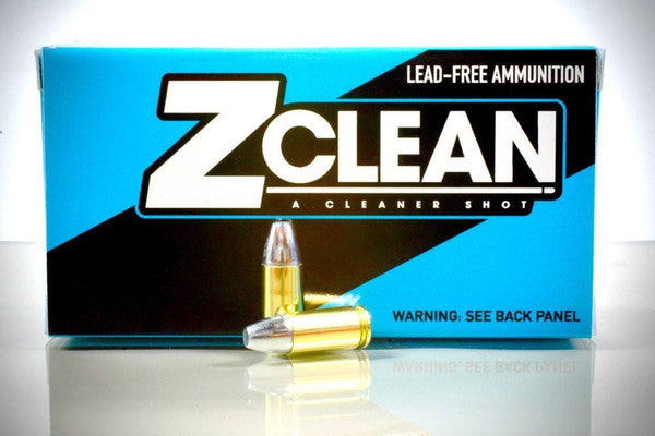 Alchemist Z-Clean 9mm Ammo