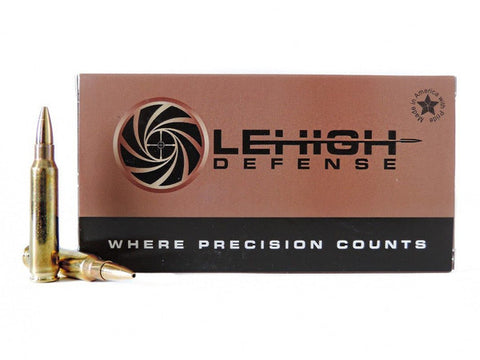 Lehigh Defense Controlled Chaos Ammo