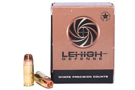 Lehigh Defense Ammo