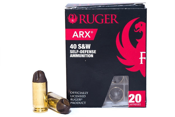 Ruger ARX Ammo