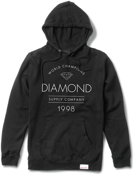 Diamond Supply Co Craftman Hoodie - 8 One Sneaker House
