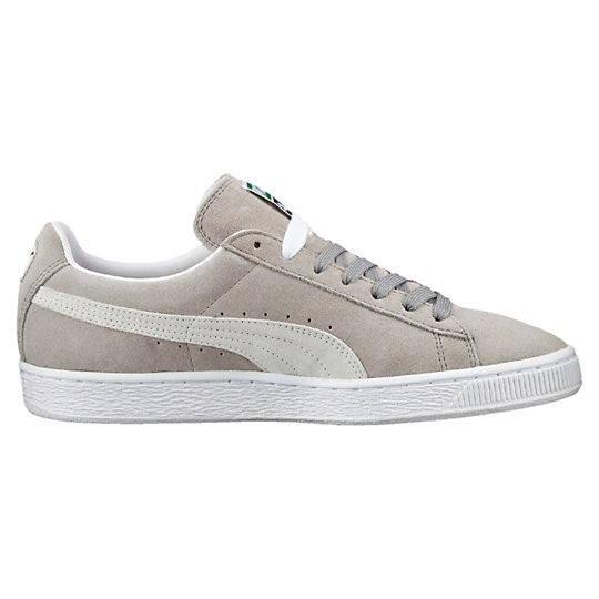 Puma Suede Classic + GREY  WHITE - 8 One Sneaker House - 4 0a4829783