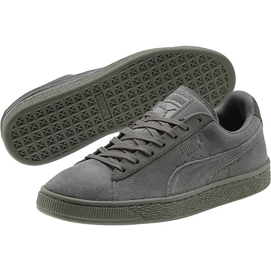 the latest 1f5d1 7b927 Puma Suede Classic Tonal Agave Green