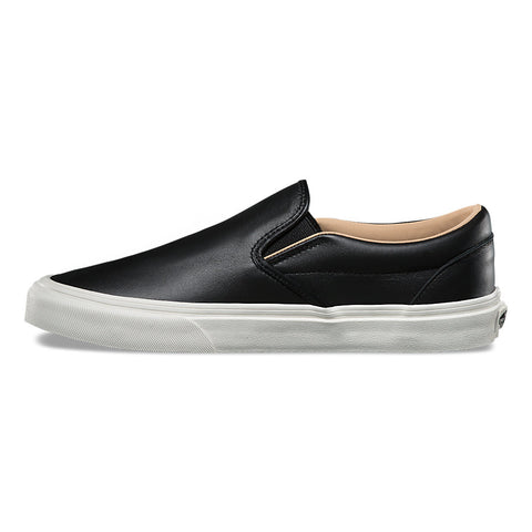 Classic Slip On Lux Leather
