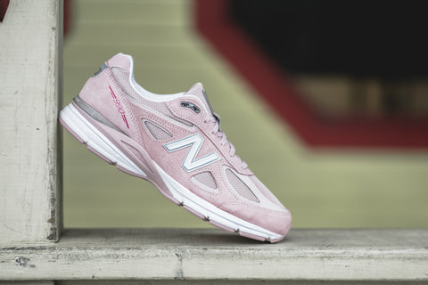 990v4 Made in the USA Pink Ribbon