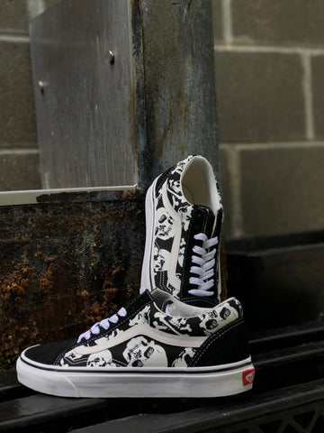 Old Skool Skulls
