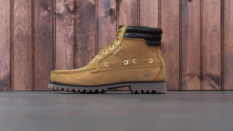 Oakwell 7 Eye Moc Toe Wheat